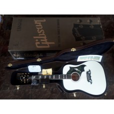 GIBSON ACOUSTIC MONTANA CUSTOM SHOP USA WHITE DOVE