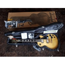 EPIPHONE LES PAUL CUSTOM 100 TH ANNIVERSARY OUTFIT NATURAL
