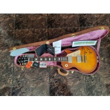 GIBSON CUSTOM SHOP HISTORIC R9 1959 ROYAL TEABURST