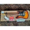 FENDER PLAYER STRATOCASTER PLUS TOP FLAME AAA SUNBURST