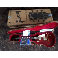 GIBSON USA LES PAUL STUDIO WINE RED GOLD HARDWARE