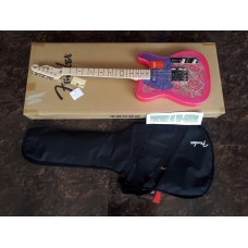 FENDER JAPAN TRADITIONAL 69 PINK PAISLEY