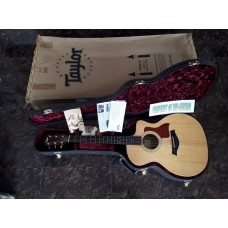TAYLOR ACOUSTIC ELECTRIC 214 CE KOA DELUXE WITH ES2