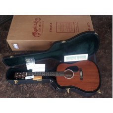 MARTIN DRS 1 WITH HARDCASE MADE IN NAZARETH USA