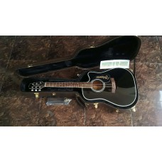 TAKAMINE EF 341 SC JON BON JOVI SIGNATURE. MADE IN JAPAN