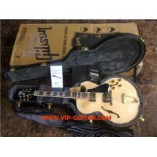 GIBSON CUSTOM SHOP USA ES 175 NATURAL FLAME